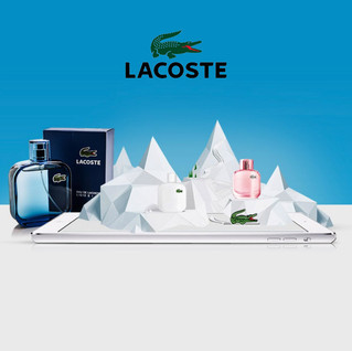 Lacoste - Gift Finder