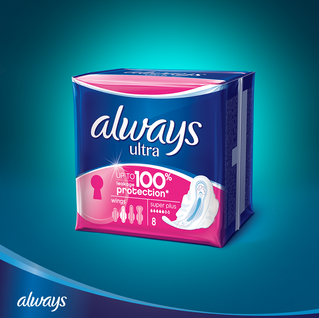 Always Pads & Pantyliners