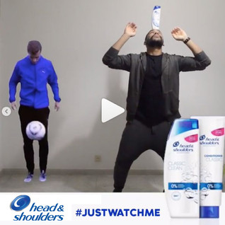 Head & Shoulders | Old Spice | Safeguard