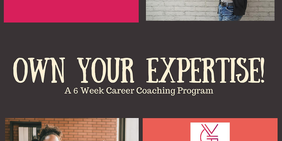 Own Your Expertise! Career Coaching