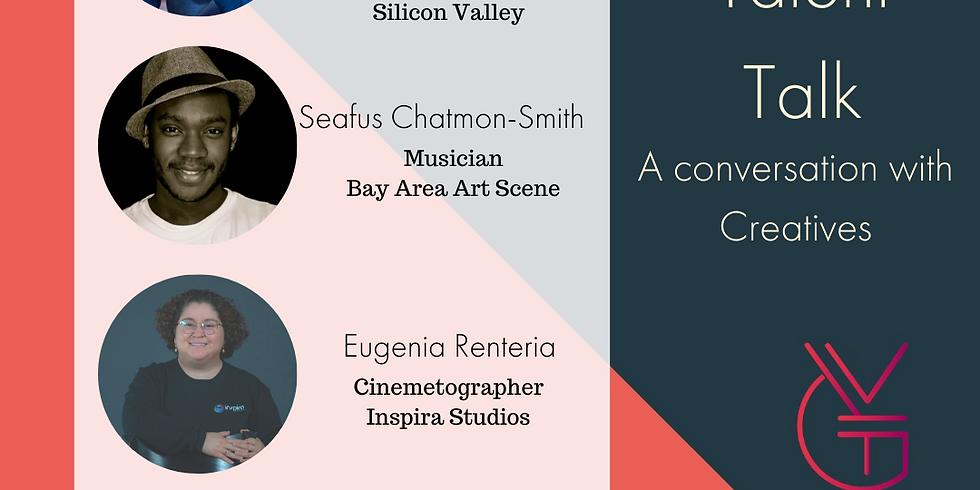 Talent Talk: A Conversation with Creatives