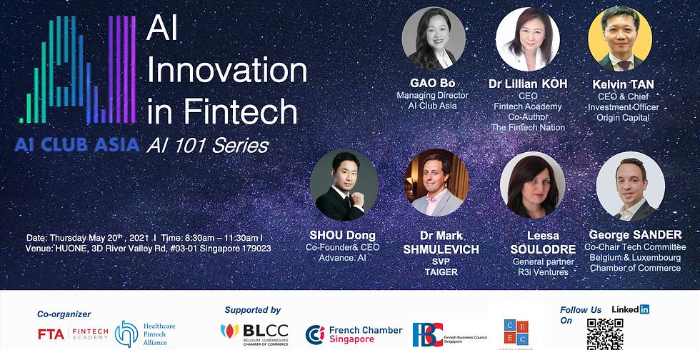 AI Innovation in Fintech