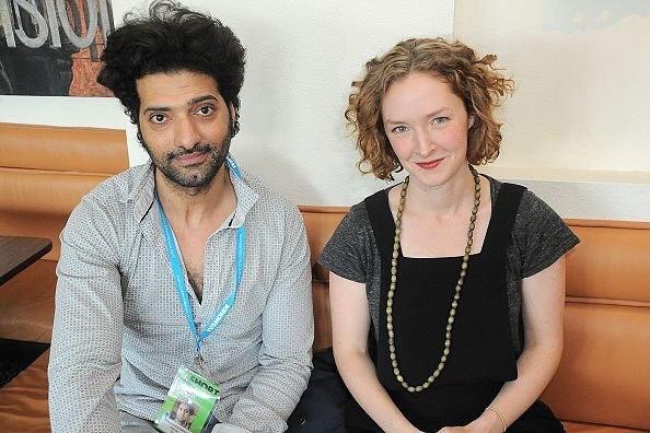 Me & beautiful friend Amanda Quaid director, actor _psfilmfest #shortfest16 #festival #plamsprings