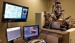 He Ion Microscope with FIB