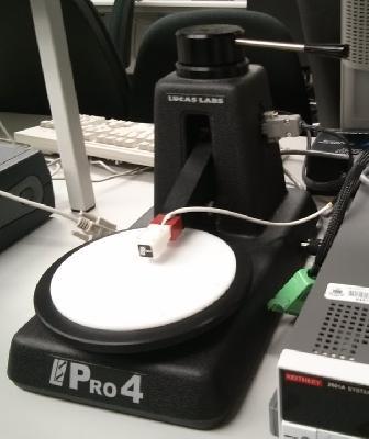 Four-Point Probe (Pro4 4000)