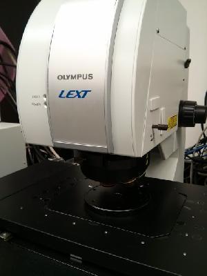 Olympus Laser Confocal Microscope (OLS3000)