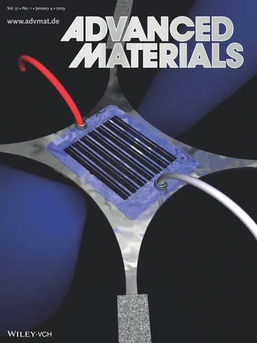 NANOMECHANICAL METAMATERIAL ELECTROSTRICTION