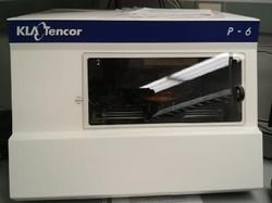 Profilometer (Tencor P-6)