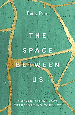 The Space Between Us Book Cover