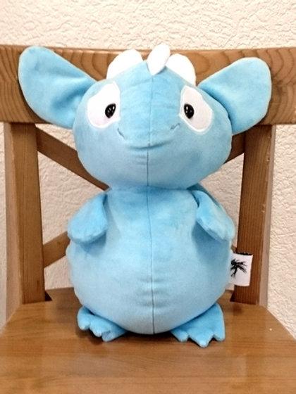 Dragon maman - turquoise