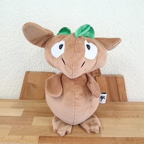 Dragon maman - brun