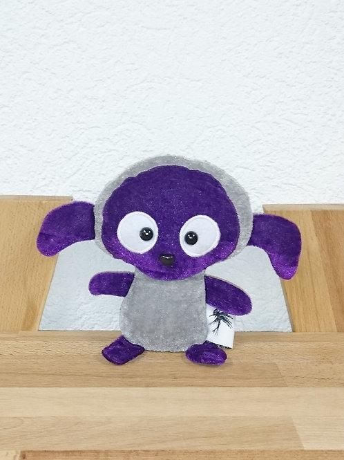 Mouton bébé - gris-violet