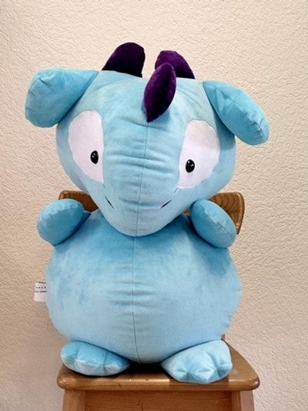 Dragon grand-maman - turquoise