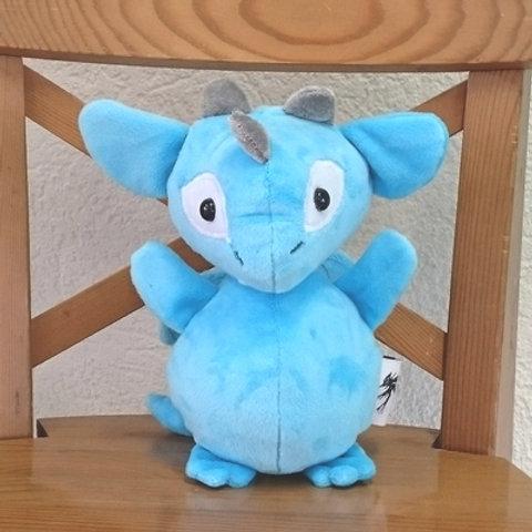 Dragon bébé - turquoise