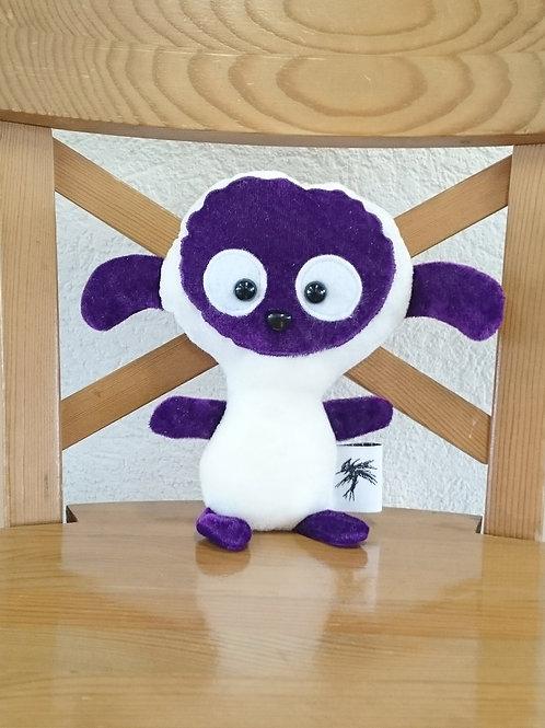 Mouton bébé - violet