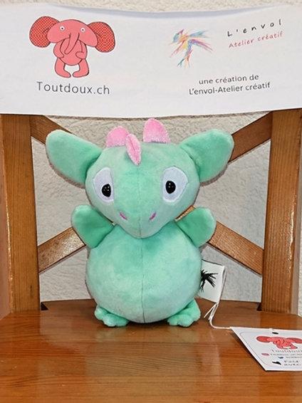 Dragon bébé - menthe à l'eau
