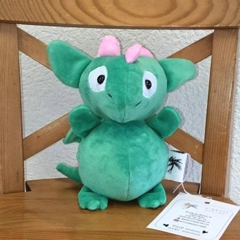 Dragon bébé - vert