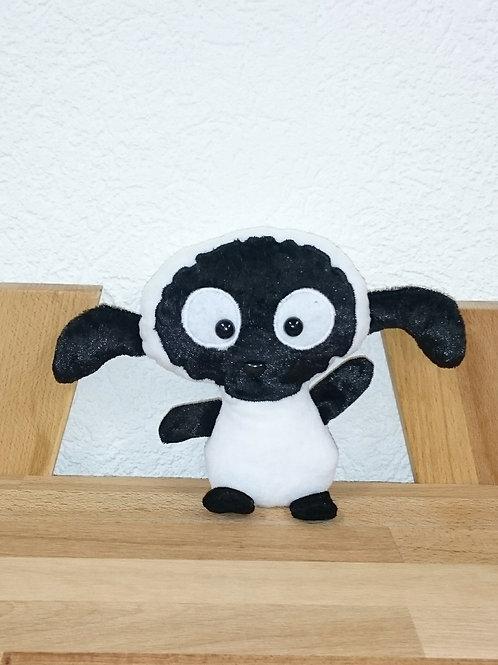 Mouton bébé - noir