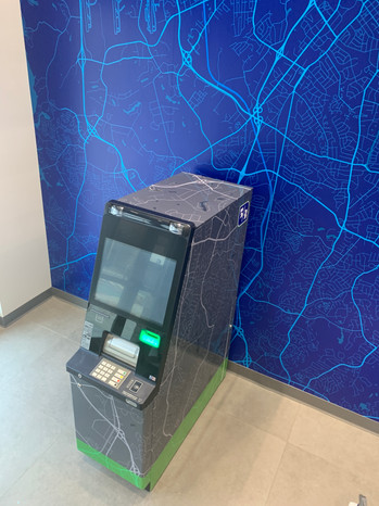 ATM & Wall Wrap