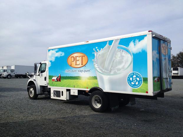 Removal & Install on 25 Box Trucks