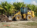soil,aggregate,trash,miami, loader,bobcat