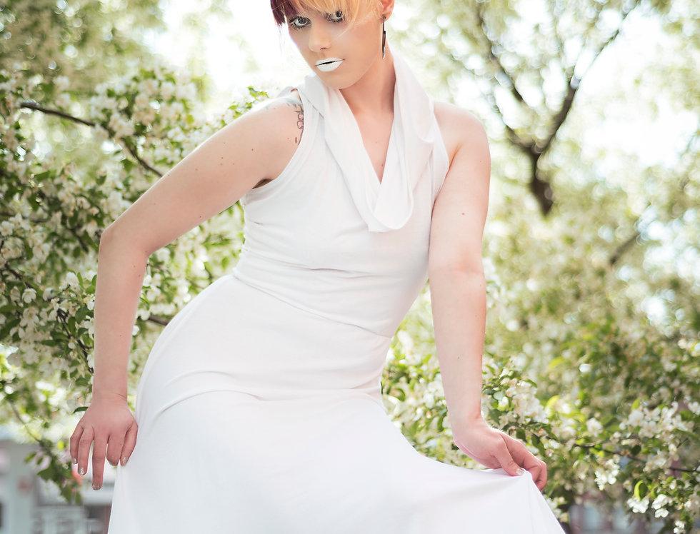 Robe Dame Blanche