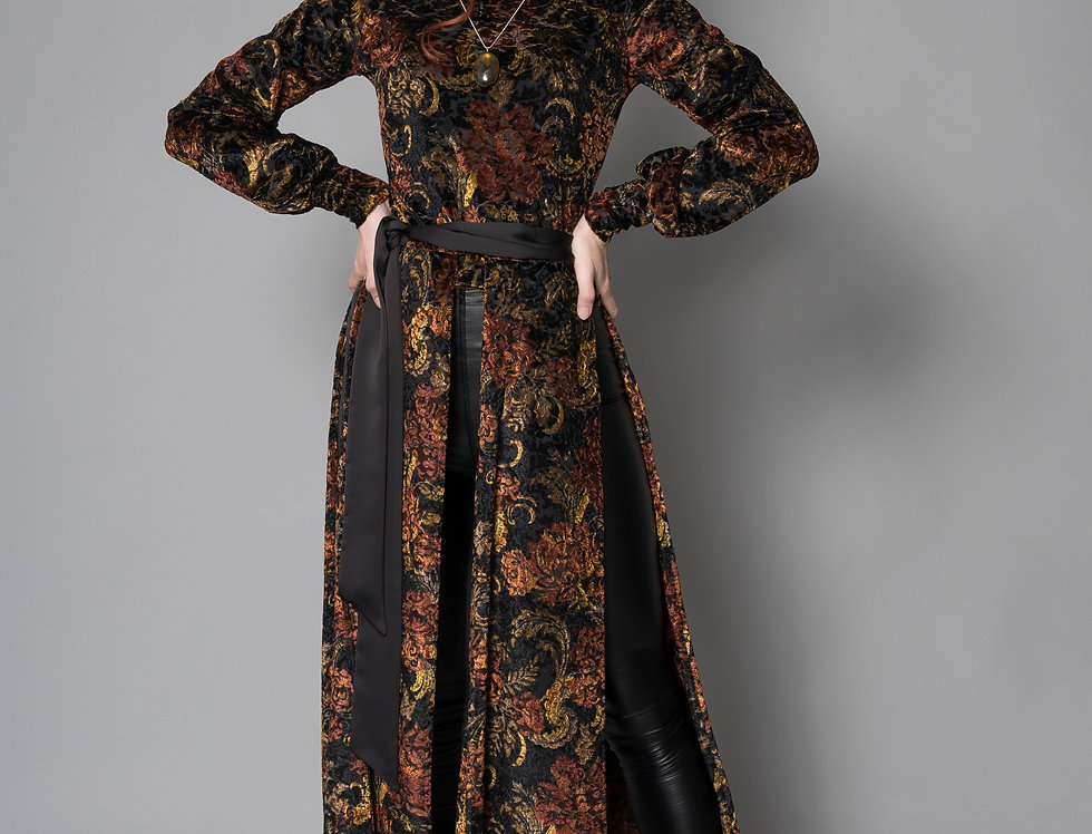Robe Fleur de Byzance
