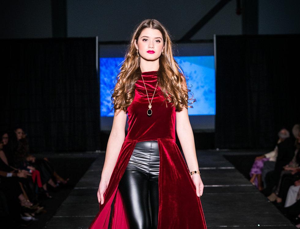 Robe Velours Megan