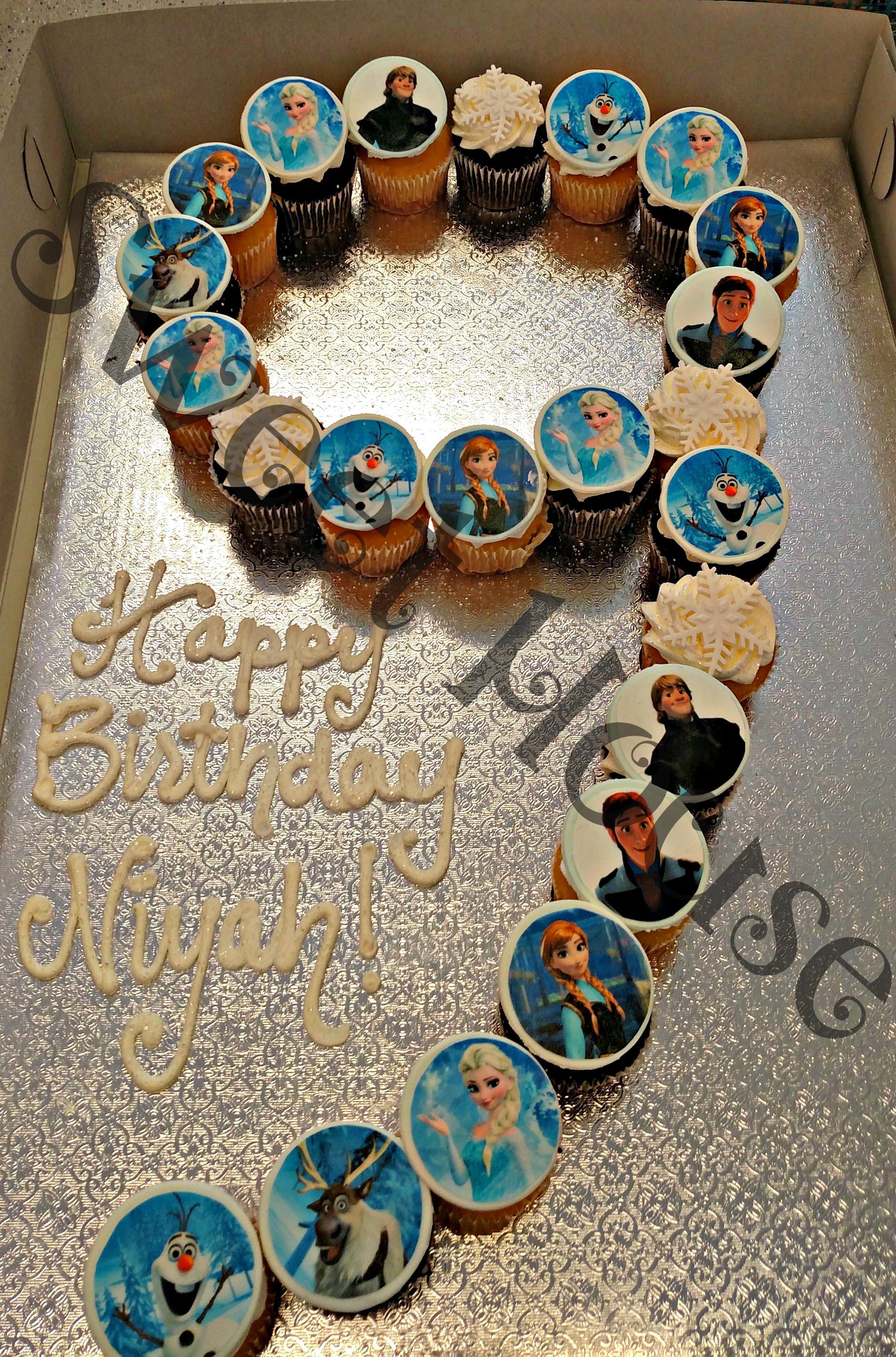 """9"" Cupcakes"