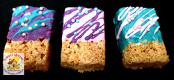 90's Style Dipped Rice Krispies
