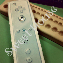 Wii Remote Control Cookie