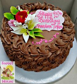 Grandmas Birthday Cake