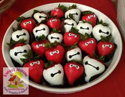 Big Hero 6 Strawberries
