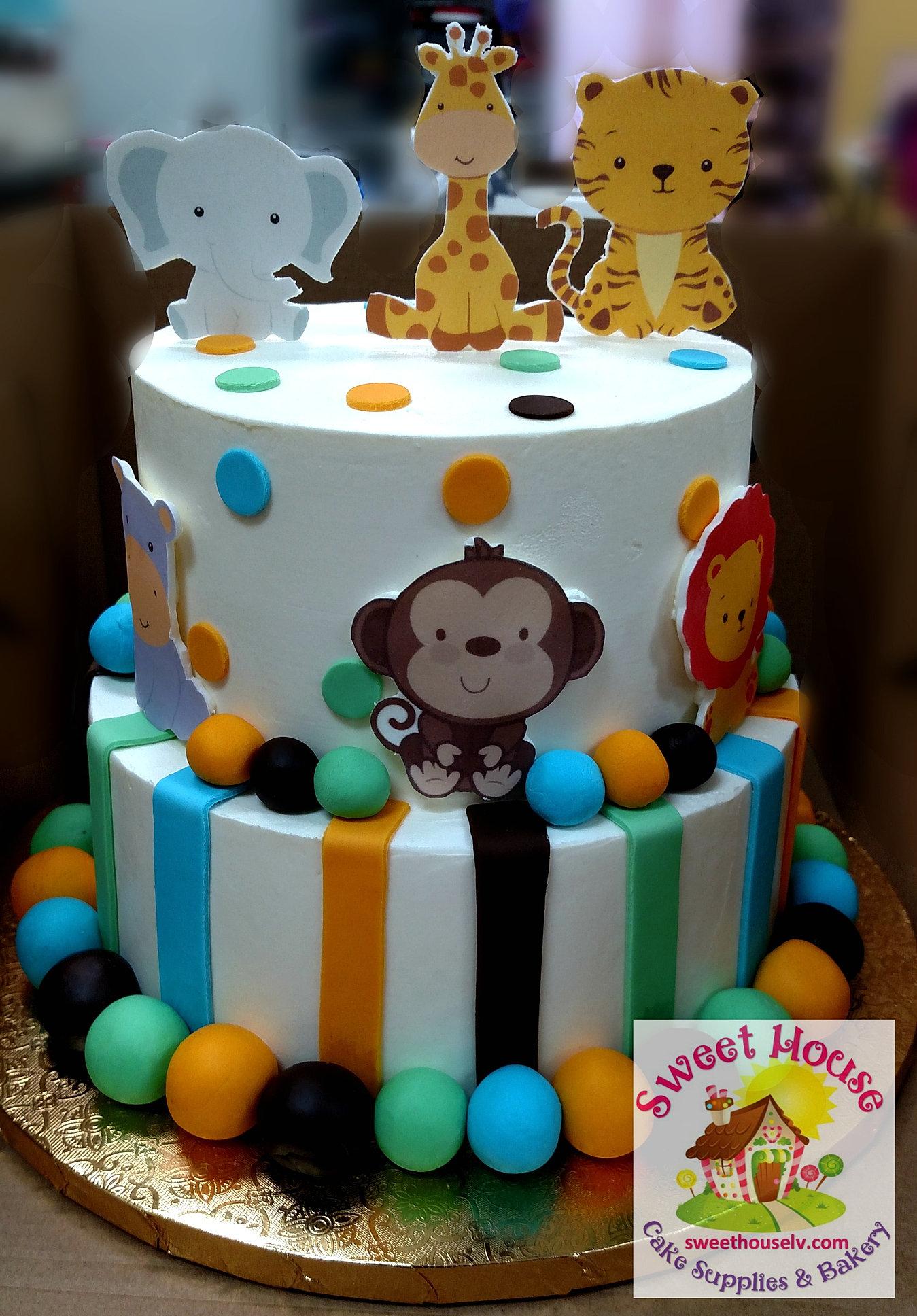 Sweet House Cake Supply Amp Bakery Baby Shower Cakes