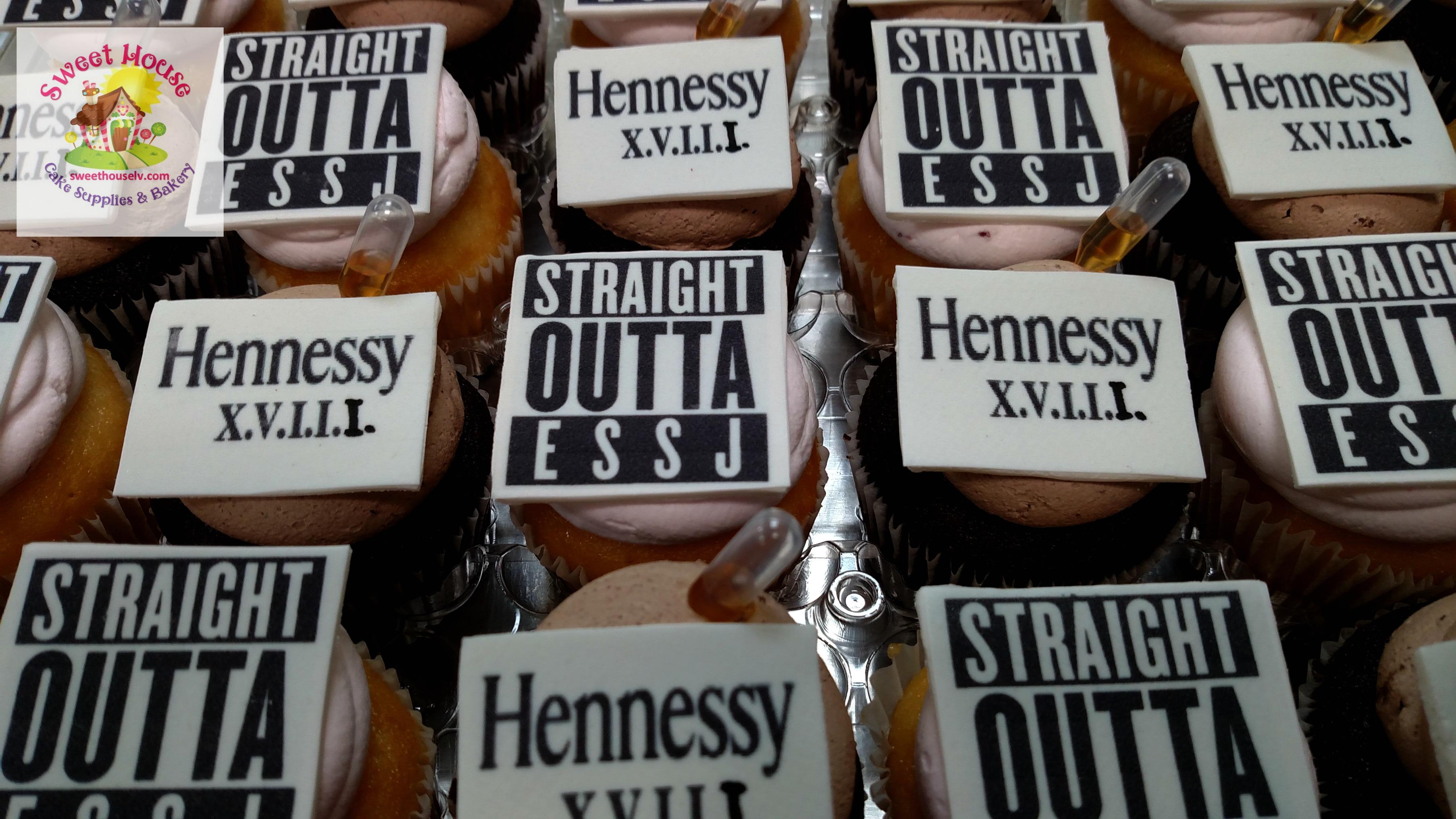 Straight Outta Essj Cupcakes