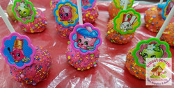 shopkins cake pops