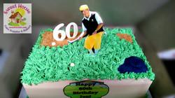 Golf Cake WM