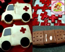 Hospital Cookies