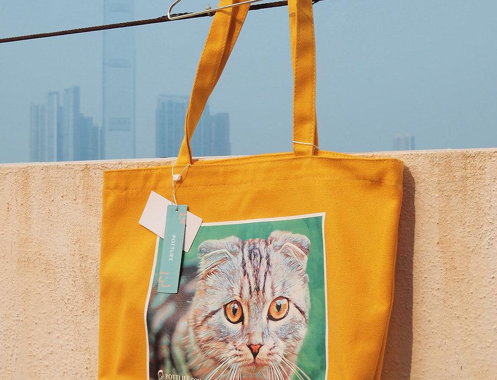 Tote Bag 帆布袋 (加厚帆布)