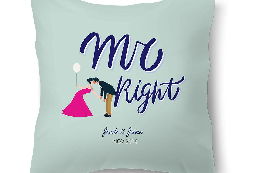 結婚禮物訂制 (Mr. Right & Mrs. Always Right)