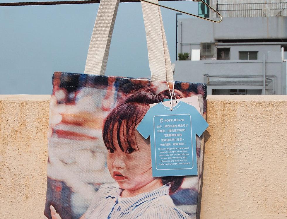 Tote Bag袋(斜紋棉)