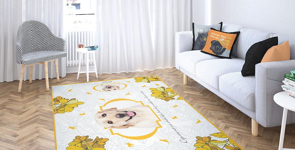 地毯 (短毛絨) (來圖訂制)