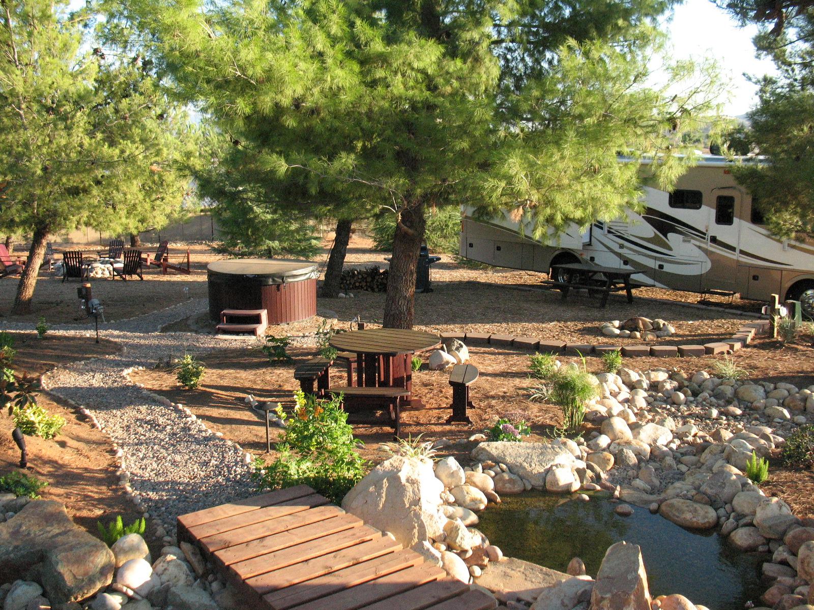 Failla Pines Campground