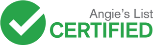 Angies List Certified Contractor
