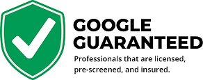 Google 5 Star Guaranteed Contractor