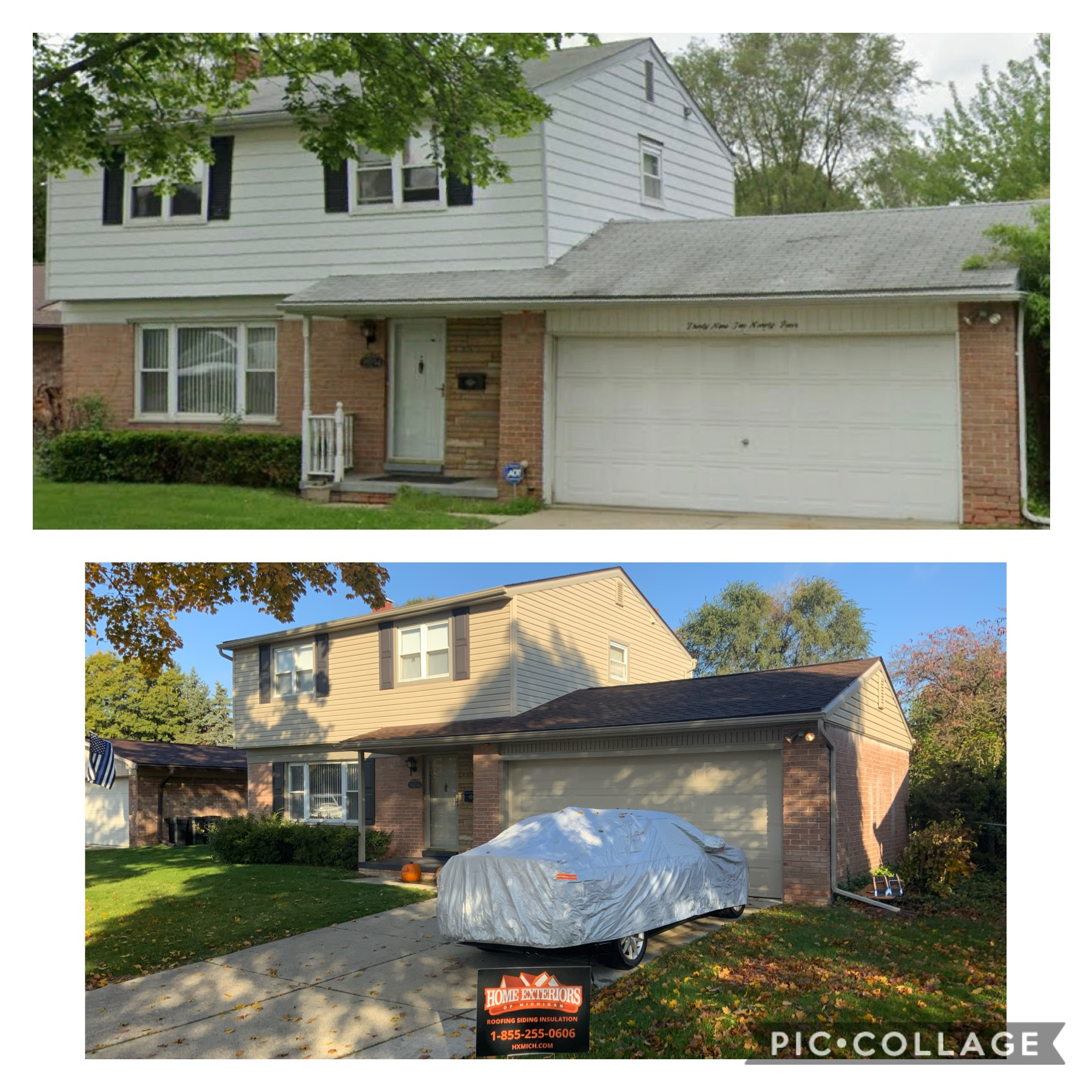 Traditional Exterior Remodeling in Michigan
