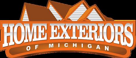 Home Exteriors of Michigan Logo