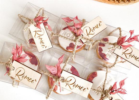 Ambachtelijke koekjes (set 20 stuks)