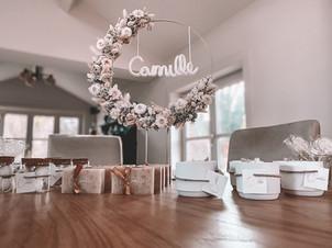 Geboorteconcept Camille - Freelance Sophie
