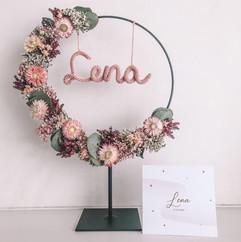 Flowerhoop baby Lena - Freelance Sophie